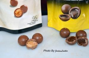 Close up of Chocolates