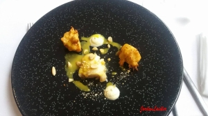Cod Curry Starter