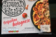 Front of Pizza Express Pasta Box